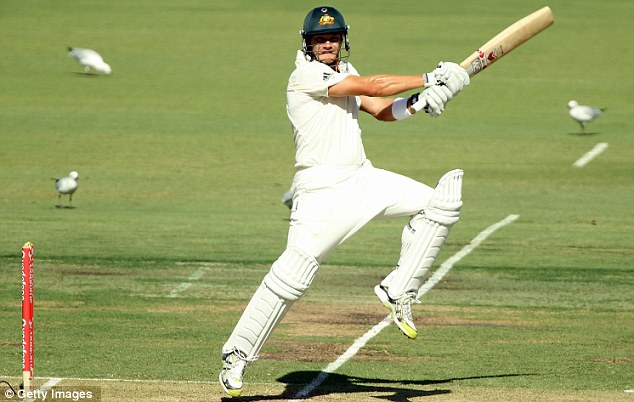 Wat's the score: Australia begin their second innings with the chance to build a big lead