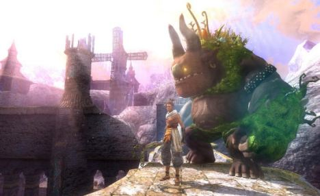 Majin and the Forsaken Kingdom might look like Zelda - but succeeds in its own right