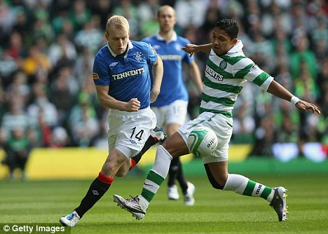 Change needed: Celtic and Rangers are by a distance Scotland's two biggest teams