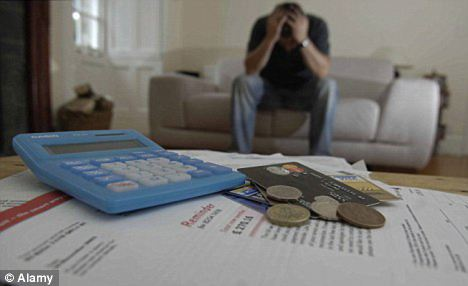 The predicted rise in interest rates could add thousands of pounds to the annual mortgage payments of millions of families