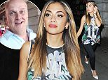 """11 Jul 2015  - LONDON  - UK *** EXCLUSIVE ALL ROUND PICTURES AVAILABLE FOR UK NEWSPAPERS ONLY  *** HILARIOUS MOMENT X FACTOR VOICE OVER GUY PETER DICKSON SPOTS EX X FACTOR JUDGE NICOLE SCHERZINGER LEAVING TOY ROOM NIGHT CLUB AT 3.30AM AND DECIDES TO PRANK HER WITH HIS FAMOUS VOICE! PETER WAS NOT RECOGNISED BY NICOLE AND WAS PUSHED AWAY BY HER ENTOURAGE. NOT SATISFIED, HE CAME BACK AND SAID MORE! WHEN ASKED BY THE PHOTOGRAPHER IF NICOLE KNEW PETER, SHE REPLIED """"WHO IS PETER?"""". VIDEO ASWELL. BYLINE MUST READ : XPOSUREPHOTOS.COM ***UK CLIENTS - PICTURES CONTAINING CHILDREN PLEASE PIXELATE FACE PRIOR TO PUBLICATION *** **UK CLIENTS MUST CALL PRIOR TO TV OR ONLINE USAGE PLEASE TELEPHONE  442083442007"""