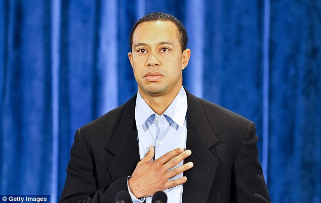 Please forgive me: Tiger Woods makes his public apology