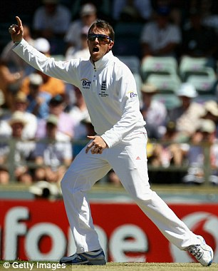 Why didn't he bowl more? Graeme Swann was underused at the WACA