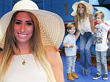EDITORIAL USE ONLY\nStacey Solomon with her children Zach (right), aged seven and Leighton, aged three, arriving at the premiere of Thomas & Friends Sodorís Legend of the Lost Treasure at Odeon Leicester Square, in London. PRESS ASSOCIATION Photo. Picture date: Sunday July 12, 2015. Celebrating 70 years of Thomas the Tank Engine, Sodorís Legend of the Lost Treasure introduces a host of new characters voiced by a line up of some of the UKís biggest stars including Oscar winning actor Eddie Redmayne, Sir John Hurt, Jamie Campbell Bower and Olivia Coleman, and will be Thomas & Friends biggest theatrical release to date showing in over 400 cinemas across the country this summer. Photo credit should read: John Phillips/PA Wire