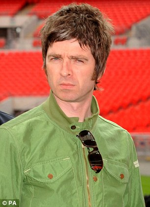 What's the story? Oasis frontman Noel Gallagher