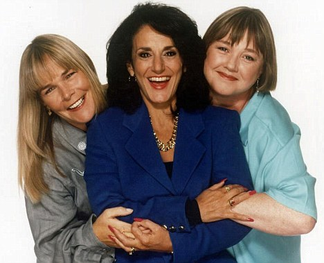 Light entertainment: Birds of a Feather was a comedy the whole family could watch together