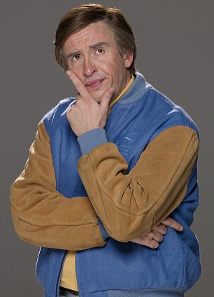Comic genius: Steve Coogan as Alan Partridge