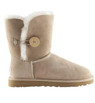 Ugg button boots, £160, Fenwick, 020 7629 9161