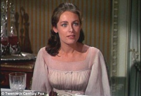 Agathe was represented in the film by 16-going-on-17 Liesl, played by Charmian Carr
