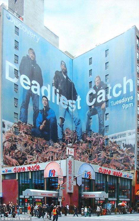 'Deadliest catch'