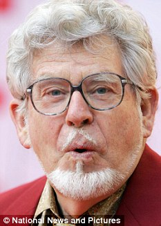 What's left when he goes? Rolf Harris