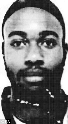 Teenage killer: Suicide bomber Jermaine Lindsay, 19, detonated his explosives on a packed Piccadilly Line train