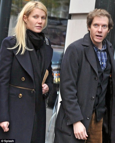 Working together: Director Jake directed Gwyneth in 2008 film The Good Night