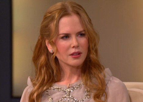 Quieter life: Kidman discussed how she preferred a more low key life in Nashville with her husband