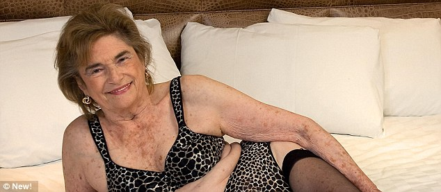 Proud: Sheila insists she has nothing to apologise for about her choice of career