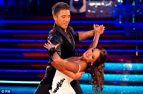 Putting his best foot forward: Henson is still involved in Strictly Come Dancing