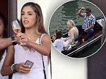 10.JULY.2015 - VENICE - ITALY\n** EXCLUSIVE ALL ROUND PICTURES **\n*AVAILABLE FOR UK SALE ONLY*\nHOLLYWOOD ACTOR/DIRECTOR SYLVESTER STALLONE CELEBRATES HIS 69TH BIRTHDAY WITH MODEL WIFE JENNIFER FLAVIN AND DAUGHTERS SOPHIA, 18, ASPIRING MODEL SISTINE, 17, AND 13-YEAR-OLD SCARLET ON A GONDOLA WHILE ON HOLIDAY IN VENICE, ITALY\nBYLINE MUST READ : CIAO PIX/XPOSUREPHOTOS.COM\n***UK CLIENTS - PICTURES CONTAINING CHILDREN PLEASE PIXELATE FACE PRIOR TO PUBLICATION ***\n*UK CLIENTS MUST CALL PRIOR TO TV OR ONLINE USAGE PLEASE TELEPHONE 0208 344 2007**