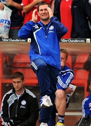 Agony: Bad run continues for Clough