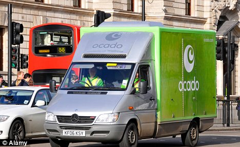 Growing: Ocado plans to expand its own-label offering in 2011
