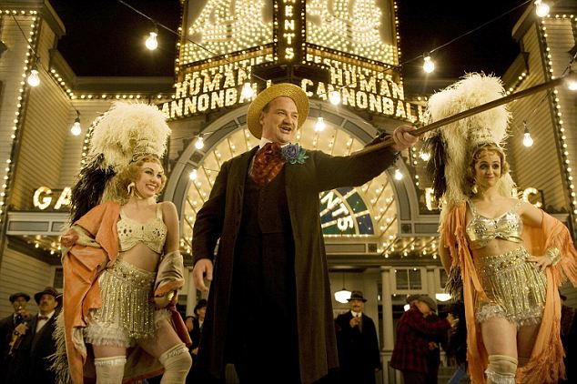 A scene from new HBO show Boardwalk Empire, which is set in Prohibition-era Atlantic City and has reignited interest in the gambling hotspot, which was renowned in the Roaring 20s