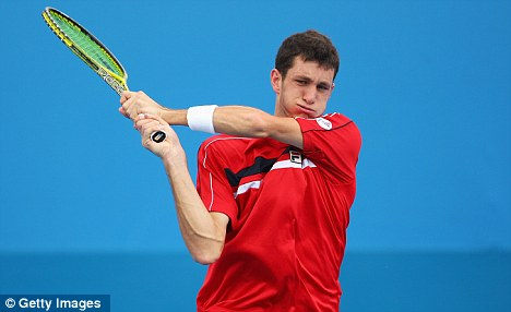 No wizard of Oz: James Ward lost to Paul Capdeville in Australian Open qualifying