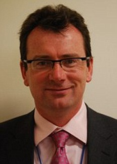 Conflict-of-interest row: Enda McVeigh received more than £600,000 from the NHS hospital where he works as a surgeon