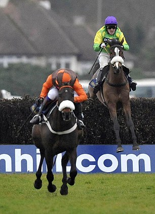Run at an end: Kauto Star is beaten by Long Run