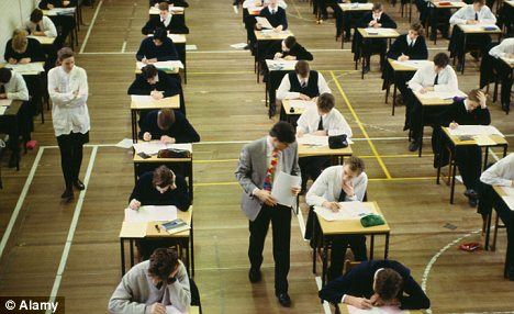 Testing time: A-level students would know their grades before applying to their chosen universities