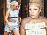 Mandatory Credit: Photo by Hoogte/REX Shutterstock (4900770b)\n Lady Gaga\n Lady Gaga and Taylor Kinney out and about, Amsterdam, Netherlands - 11 Jul 2015\n Lady Gaga and her partner Taylor Kinney seen leaving a restaurant\n