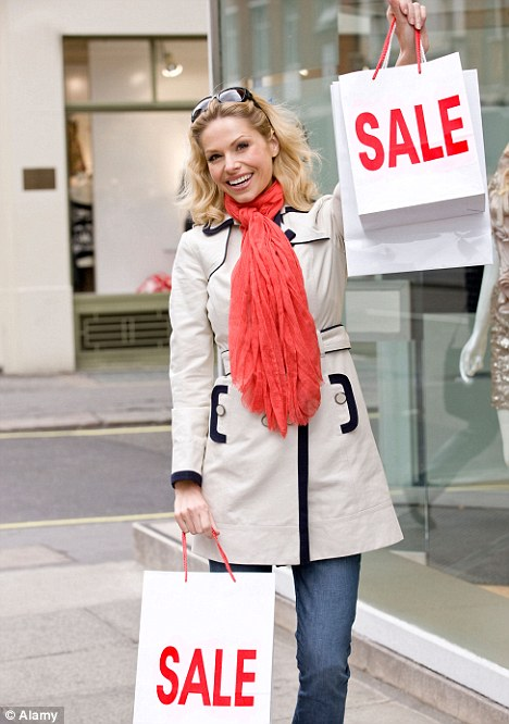 Bag a bargain: But are cheap clothes that don't last long really worth the money?