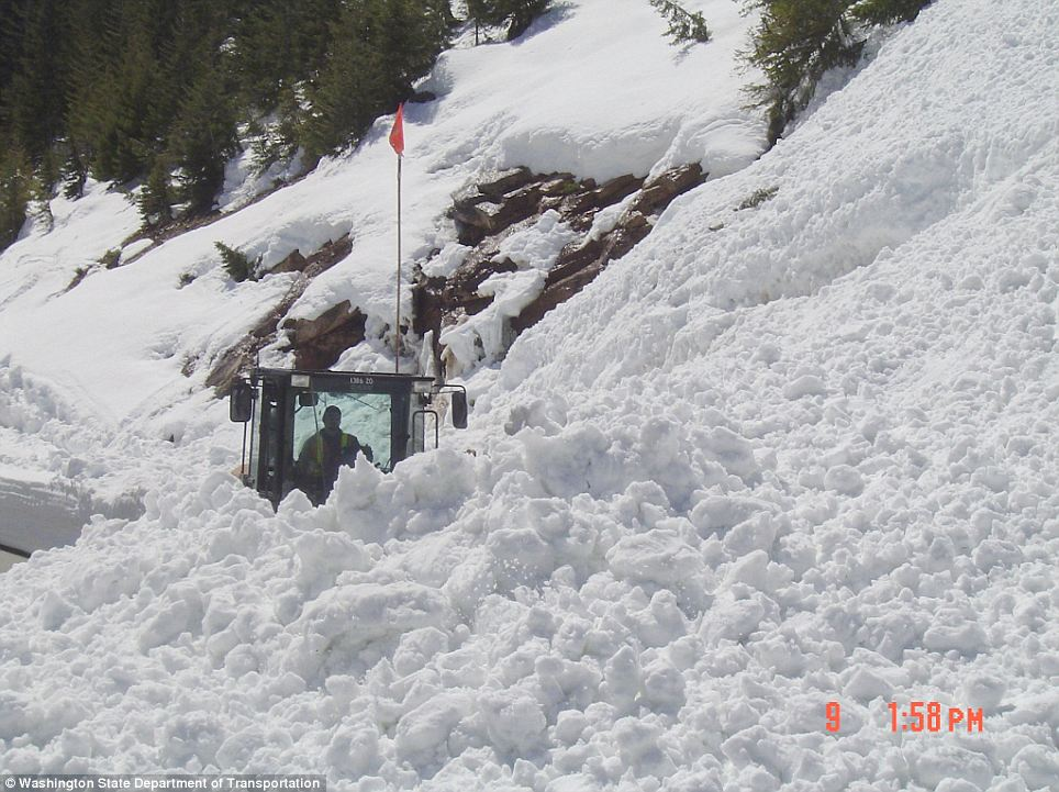 Devastating: The delayed opening of the North Cascade Highway could cripple local businesses