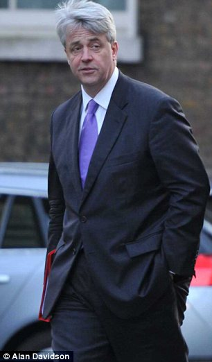 Health Secretary Andrew Lansley, admitted the NHS shake-up would cost £1.4bn