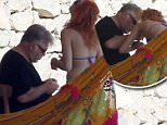 KYLE SANDILANDS\n!!EXCLUSIVE!! KYLE SANDILANDS HOLIDAYS WITH HIS GIRLFRIEND IMOGEN ANTHONY AND FRIENDS INCLUDING JOHN IBRAHIM AT A VILLA JUST OUTSIDE SAN ANTONIO IN THE SPANISH ISLAND OF IBIZA SPAIN 07TH JULY 2015\nCOPYRIGHT:  WALKER AUSTRALIA\nRW220615SKRUGER\nSINGLE EDITORIAL USE ONLY\n