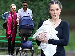 HELEN FLANAGAN STEPS OUT WITH BOYFRIEND SCOTT SINCLAIR AND NEW BABY GIRL MATILDA  JUST 6 DAYS AFTER GIVING BIRTH THE COUPLE WHERE SPOTTED IN A LOCAL PARK\\n\\n***AVAILABLE FOR ONLINE AT MIDNIGHT***\\n\\n***EXCLUSIVE ALL ROUND***\\n\\n***LUMINOUS***\\n\\n-- \\nDanny Ryan\\n07515678193