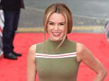 Amanda Holden arrives for the Britain's Got Talent auditions at the Birmingham Hippodrome, Birmingham. PRESS ASSOCIATION Photo. Picture date: Thursday February 5, 2015. Photo credit should read: Joe Giddens/PA Wire