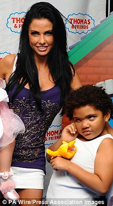 Irish comedian Boyle is being investigated by media regulator Ofcom after making grotesque sexual jokes about Katie Price¿s disabled son Harvey