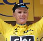 PLUMELEC, FRANCE - JULY 12: Chris Froome of Great Britain and Team Sky retains the leader's yellow jersey following stage nine of the 2015 Tour de France, a 28 km team time trial from Vannes to Plumelec on July 12, 2015 in Plumelec, France. (Photo by Jean Catuffe/Getty Images)