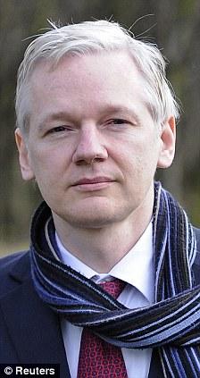WikiLeaks founder Julkian Assange arrives at Belmarsh Magistrates' Court in London