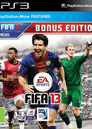 Since FIFA 13, Messi has been a regular feature on the front cover
