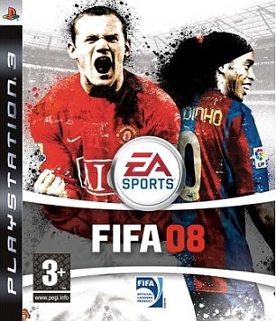 The Manchester United forward and Brazil legend kept their place on the cover as they featured in 2008