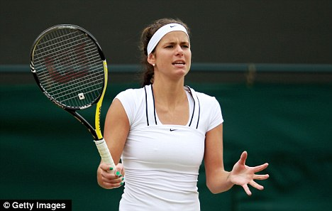 Julia Goerges of Germany