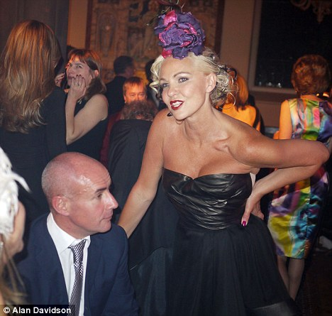 Amanda Eliasch's 50th Birthday Party at Number 1 Mayfair, London