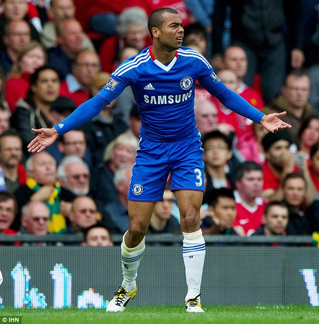 Big ideas: Ashley Cole is rumoured to be considering a move to Spain