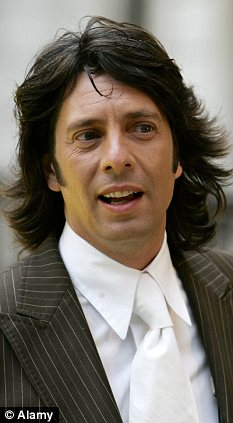 Chamber of the Important Gentleman: Laurence Llewelyn-Bowen