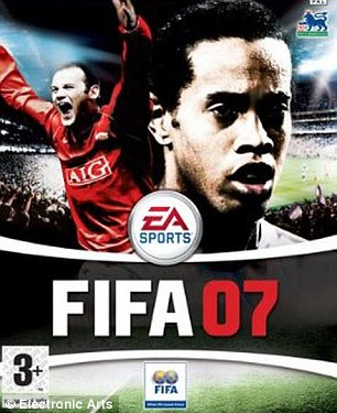 The duo were also the faces of FIFA 07