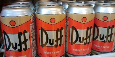 Duff Beer gets real: Homer Simpson's fictional brew to hit store shelves