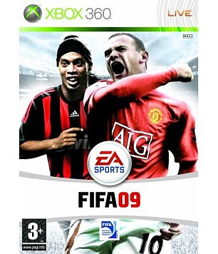 They also featured on FIFA 2009 cover despite Ronaldinho's move to AC Milan