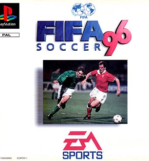 Frank de Boer and Jason McAteer featured on FIFA Soccer 96