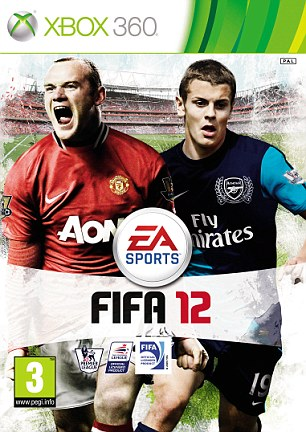 FIFA 12 was the final year Rooney made the cover