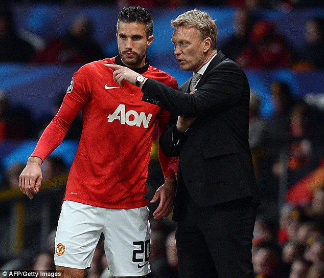 His 2013-14 season under David Moyes was not as fruitful and he ended 2014 with just 13 goals to his name